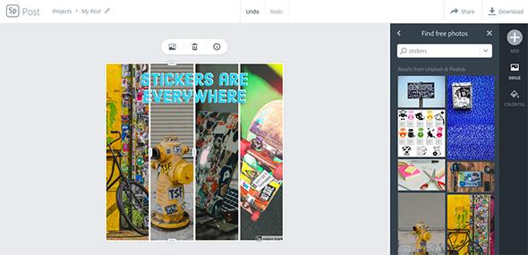 top 4 des outils de cr u00e9ation visuel en ligne gratuit
